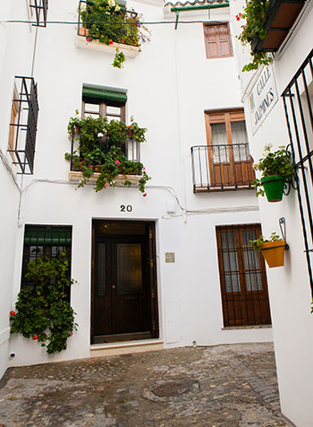 Casa del rey la casa for Casa andaluza